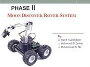 Moon Discover Rover System