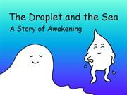 The Droplet and the Sea by Lisa Lindeman