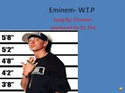 Eminem(White trash party lyrics