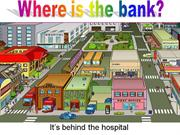 Where is the bank