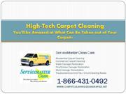 Carpet Cleaning Grand Rapids - Hi Tech Carpet Cleaning