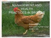 MANAGEMENT PRACTICES FOR BROILER CHICKENS AND LAYERS.ppt2003
