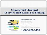 Carpet Cleaning Grand Rapids - Commercial Cleaning