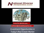 NDP Investment Opportunities
