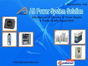 Harmonic Analysis And Energy Audit By Ab Power System Solution Pune