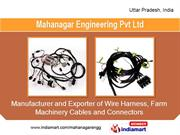 Wiring Harness And Cable Assemblies By Mahanagar Engineering Pvt Ltd