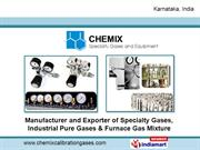 Ultra High Pure Gases By Chemix Specialty Gases And Equipment