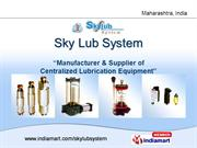 Industrial Plunger Assembly By Sky Lub System Pune