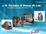 Industrial Furnaces And Ovens By J. R. Furnace & Ovens (P) Ltd.