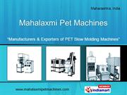 Jar Making Machine By Mahalaxmi Pet Machines Thane