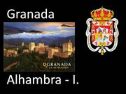 Andalusia - Granada - Alhambra 1