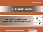 Carbon Brushes And Holders By Electro Carbon Industries Coimbatore