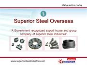 Lapped Joint Flanges By Superior Steel Overseas, Maharashtra Mumbai