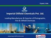 Photographic Chemicals By Imperial Oilfield Chemicals Pvt. Ltd.,