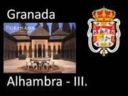 Andalusia - Granada - Alhambra 3