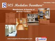Dining Room Furniture By Scs Modular Furniture, Bangalore Bengaluru