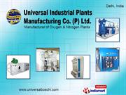 Tanks By Universal Industrial Plants Manufacturing Co.(P) Ltd. New