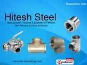 Forged Flanges By Hitesh Steels Mumbai