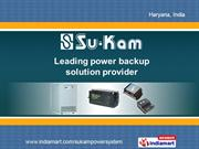 Solar Products By Su- Kam Power System Limited Gurgaon