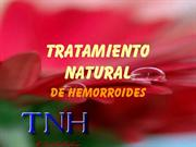 TRATAMIENTO NATURAL DE HEMORROIDES