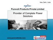 Stabilizer By Purevolt Products Private Limited Delhi