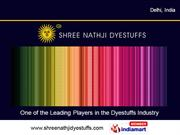 Industrial Dyes By Shree Nathji Dyestuffs, New Delhi New Delhi