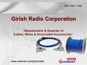 Electronic Cables By Girish Radio Corporation, New Delhi New Delhi