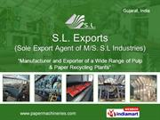 Mg Section By S.L. Exports (Sole Export Agent Of M/S. S.L Industries)