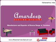 Banquet Chairs By Amardeep Seating Systems Mumbai