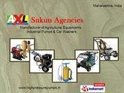 Knapsack Sprayers By Sukun Agencies Mumbai