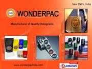Promotional Holograms By Wonderpac, New Delhi New Delhi