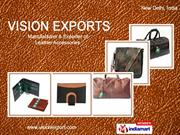 Leather Carry Bags By Vision Exports, Delhi New Delhi