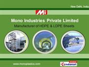 Polythene Film By Mono Industries Private Limited New Delhi