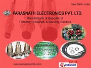 Inductive Proximity Switch (With Connector) By Parasnath Electronics