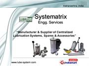 Centralized Lubrication System By Systematrix Engineering Services