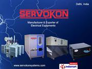 Electrical Transformers By Servokon Systems Limited New Delhi