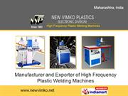 P.P. Stationery Machines By New Vimko Plastics (Electronic Division)