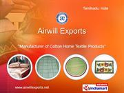 Kitchen Linen By Airwill Exports Karur