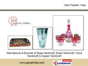 Handicraft Decoratives By Goyal India Moradabad