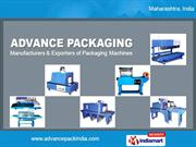 Other Packaging Machines By Advance Packaging Mumbai
