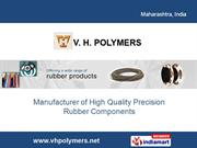 Extruded Rubber Products By V. H. Polymers Mumbai