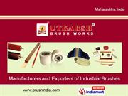 Household & Housekeeping Brushes By Utkarsh Brush Works Mumbai