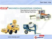 Mobile Clay Brick Making Machine By Machines And Engineering Company,