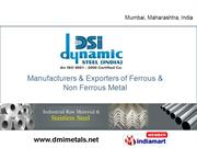 Alloy Steel Products By Dynamic Steel India Mumbai