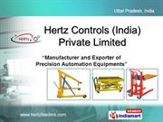 Nc Servo Auto Reel & Leveler By Hertz Controls (India) Private Limited