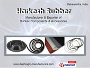 Rubber Diaphragm By Harkesh Rubber Industries - Iso 9001:2000