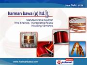 Impregnating Resins By Harman Bawa Pvt. Ltd, New Delhi New Delhi