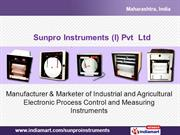 Process Control Instruments By Sunpro Instruments ( India ) Private
