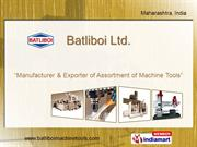 Enginering Machines And Solutions By Batliboi Limted Mumbai