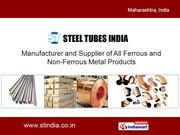 Forged Pipe Fittings By Steel Tubes (India) Pvt. Ltd. Mumbai